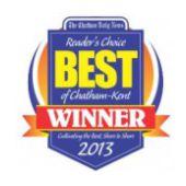 Best of Chatham-Kent Winner badge 2013