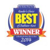 Best of Chatham-Kent Winner badge 2014 Oil Gard Chatham oilgardguy.com