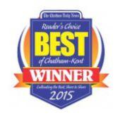 Best of Chatham-Kent Winner badge 2015 Oil Gard Chatham oilgardguy.com